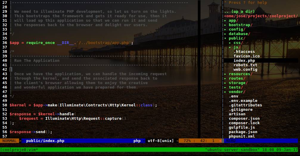 With Tmux and Vim the Terminal is the IDE – Techno Babble